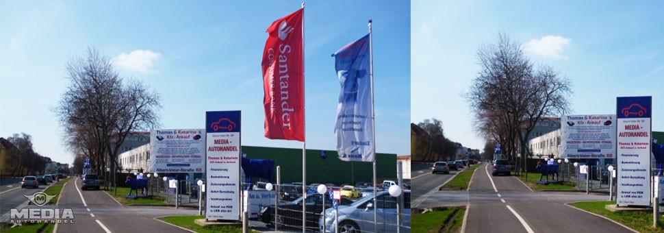Willkommen!Herzlich Willkommen bei Media Autohandel Magdeburg. Besuchen Sie uns. Für unserer Kunden bieten wir gewissenhafte Beratung, gute Finanzierung und breiten Service.