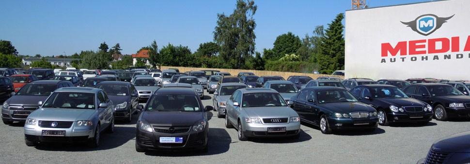 Das Autoparadies :-)Media Autohandel = Top Gebrauchtwagen aller Marken.Gerne berücksichtigen wir Ihre Anregungen und Wünsche - Sprechen Sie uns an!